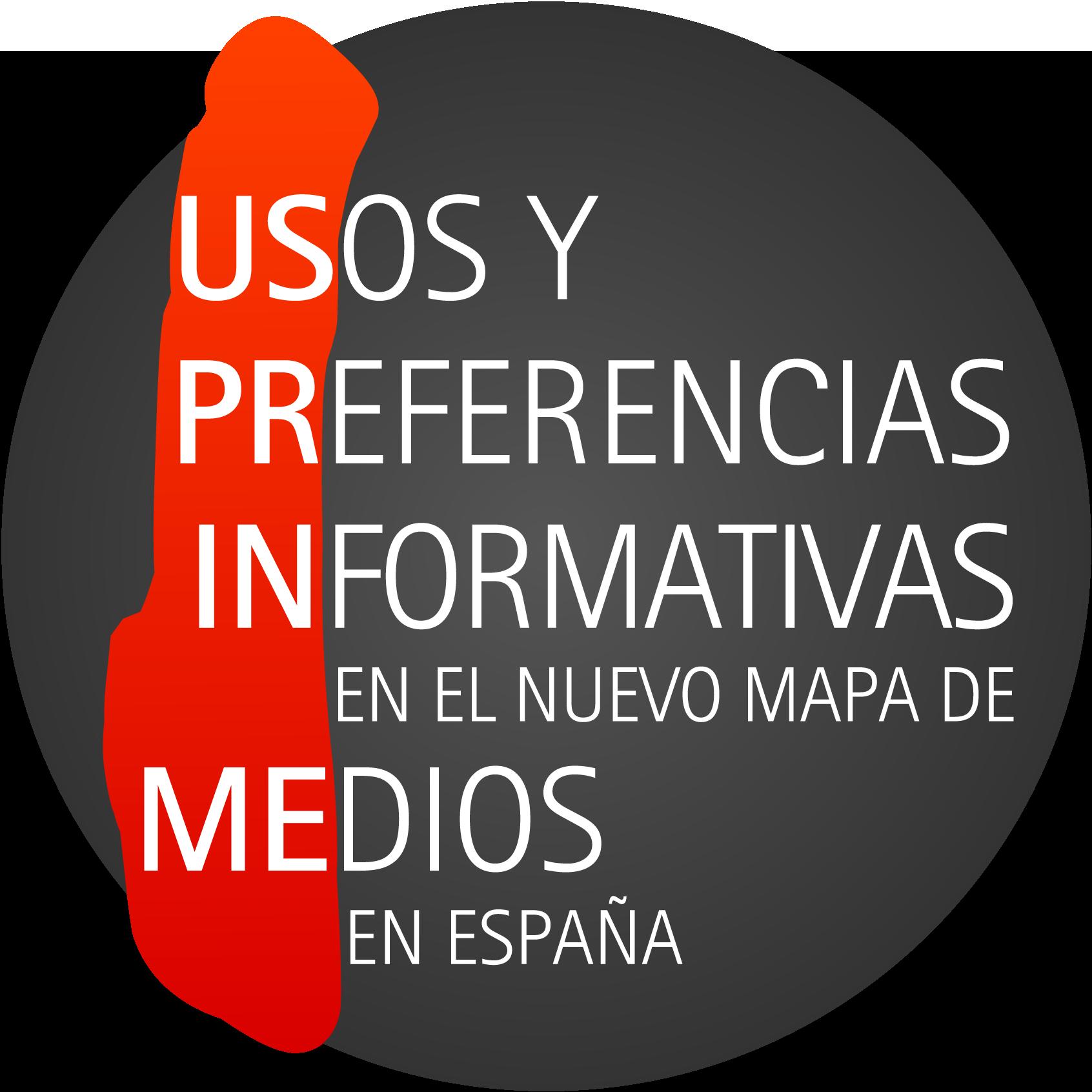 USPRINME, Usos y preferencias informativas en el nuevo mapa de medios en España